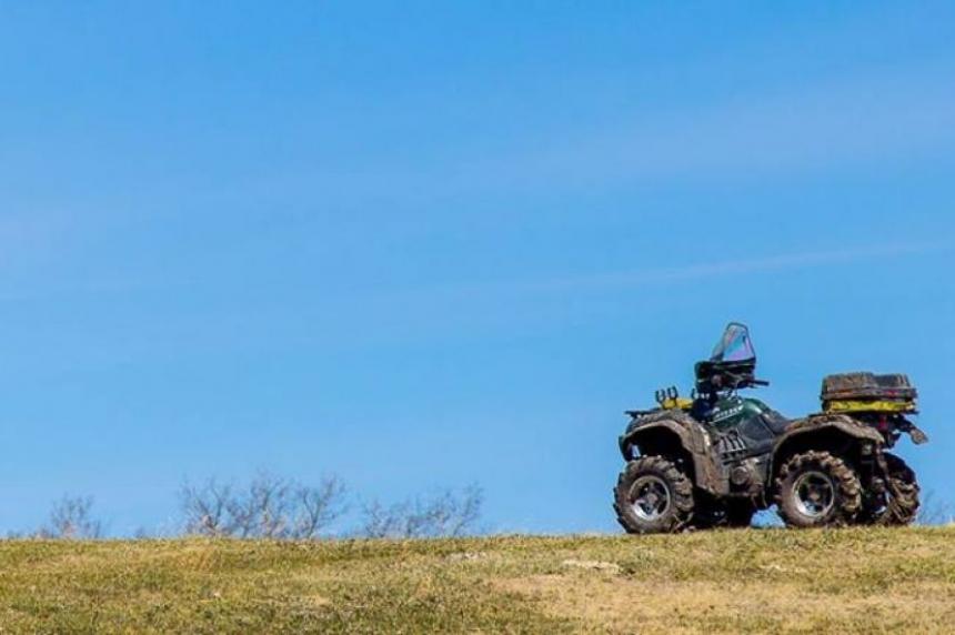 ATV safety an issue this week in Saskatchewan