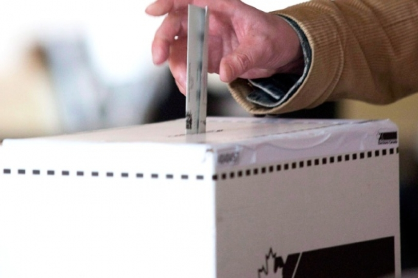 Sask. poll clerks get ready for busy election day