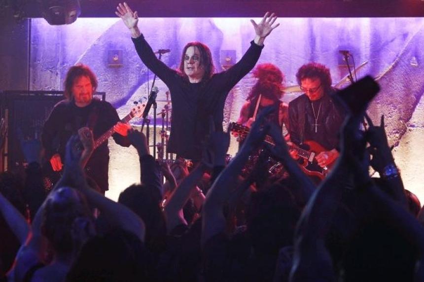 Black Sabbath to return to Saskatoon