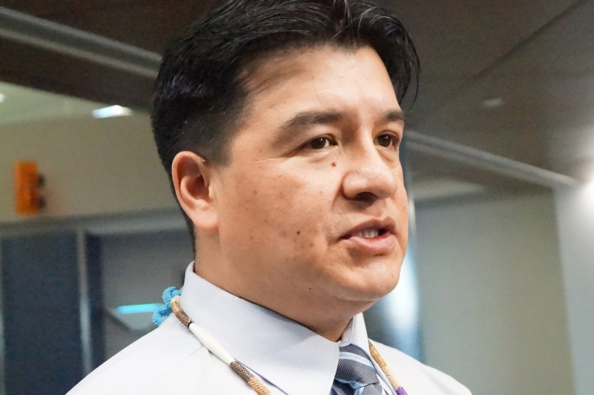 FSIN chief says he was racially profiled by RCMP
