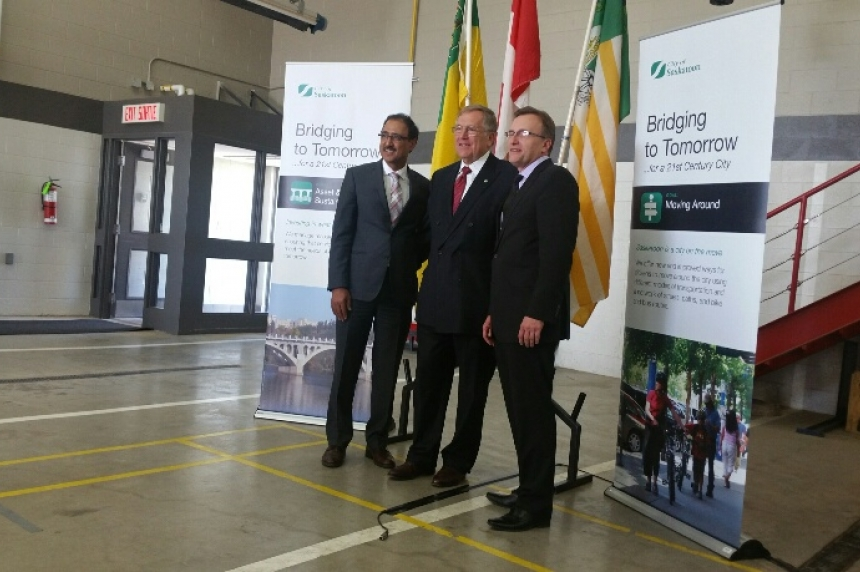 Feds, province promise money for new interchange at Highway 16 and Boychuk Drive