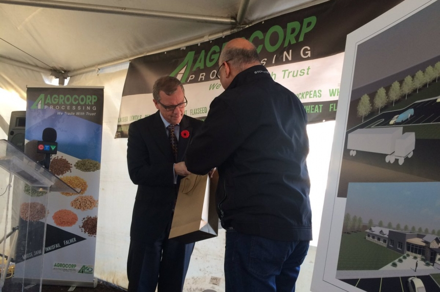 From Vancouver to Moose Jaw: Agrocorp Processing announces headquarters moving in early 2017