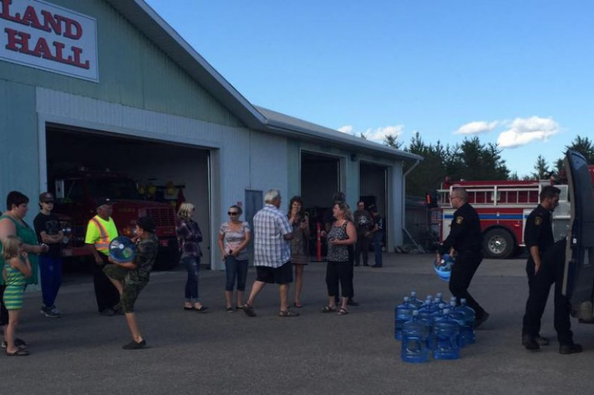 Water service returning to rural areas near Prince Albert