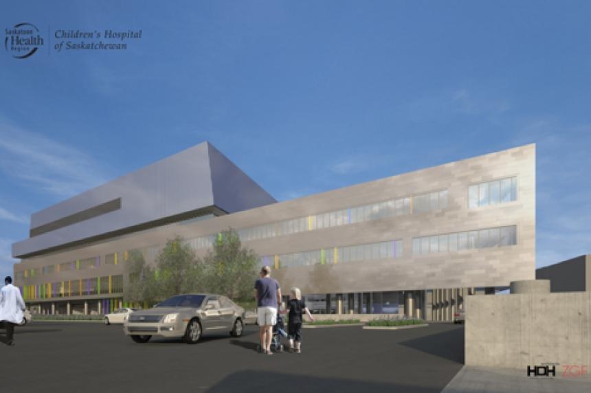 Children's Hospital construction to start in September, open late 2019