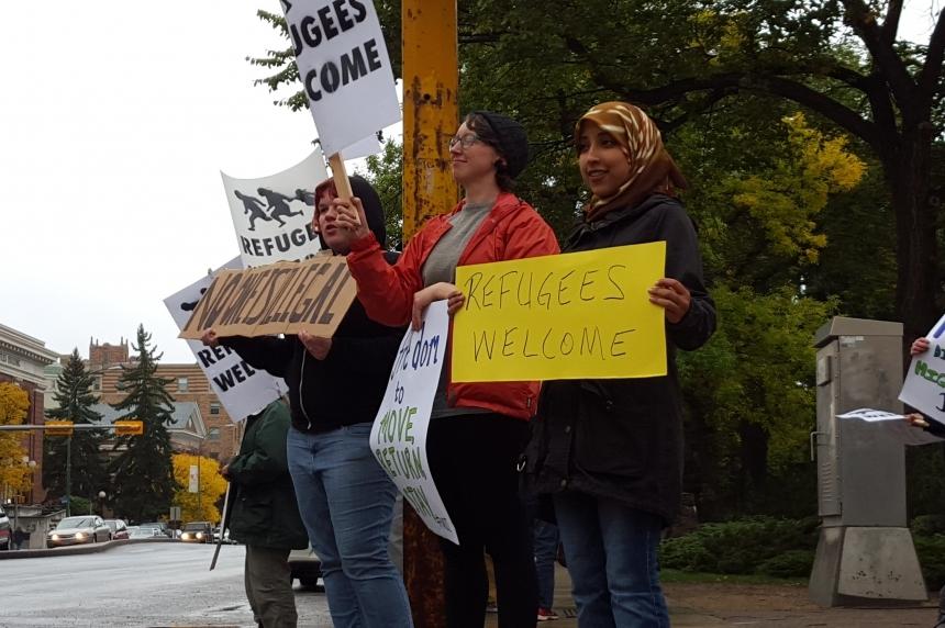 Regina steps up for soon-to-arrive Syrian refugees