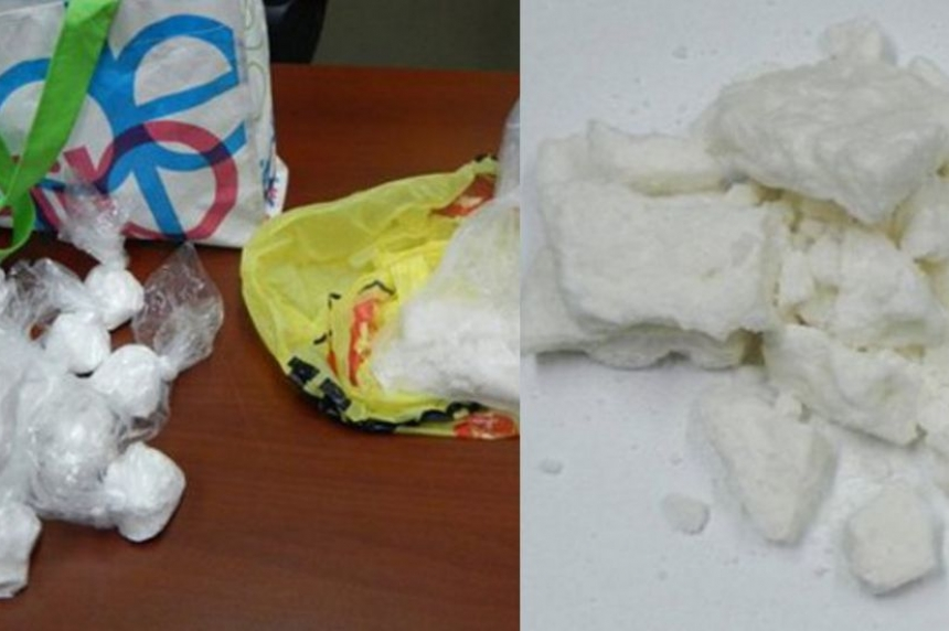 Three people, including 15-year-old girl, charged in cocaine drug bust at Hague gas station