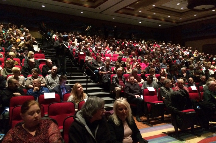 Swift Current theatre fills for Sheldon Kennedy documentary