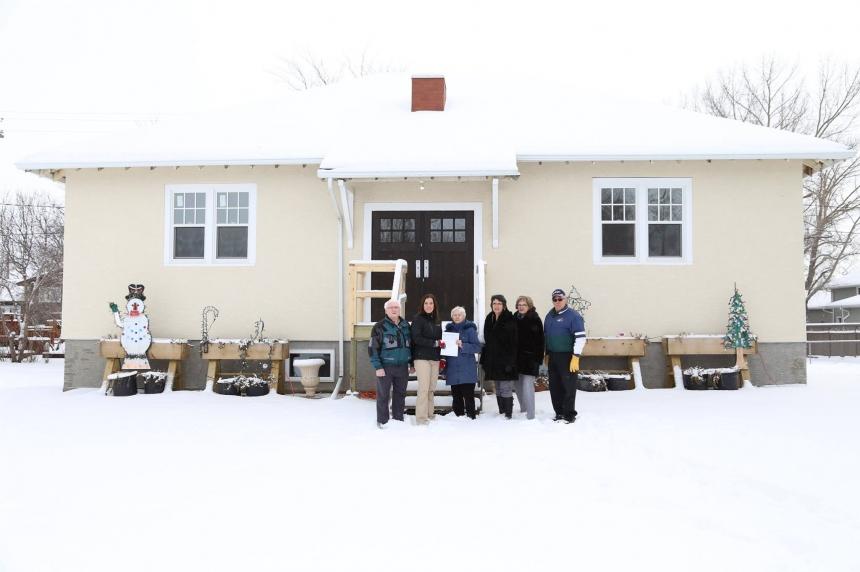 Kronau museum schoolhouse project gets big donation