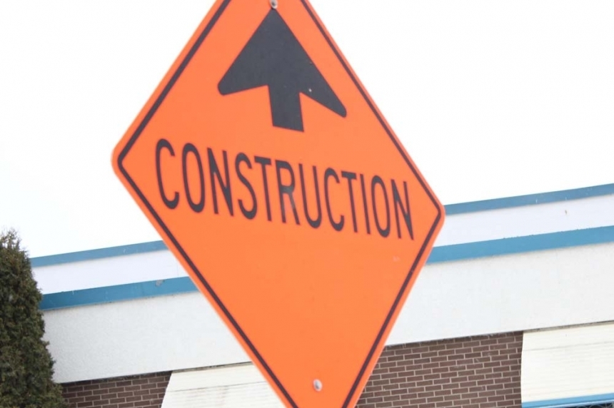 Road work expected to cause delays downtown
