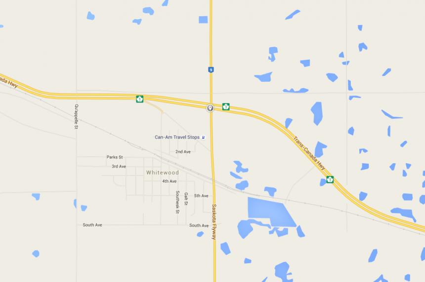 Fatal crash near Whitewood redirects section of Trans Canada