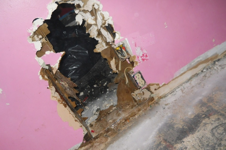 Saskatoon home trashed by renters, owners stuck with $14K in damages