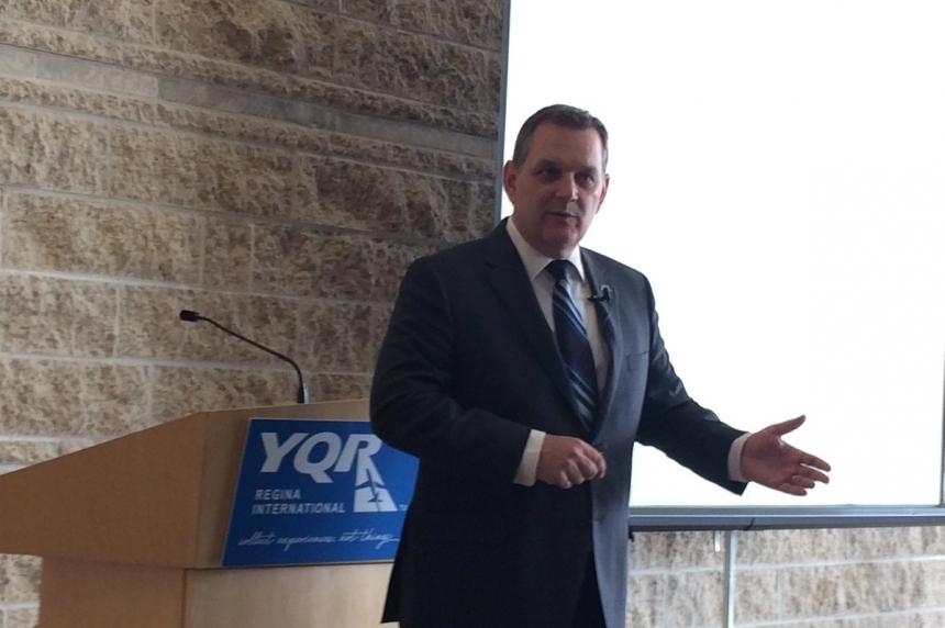 Regina airport CEO Dick Graham resigns