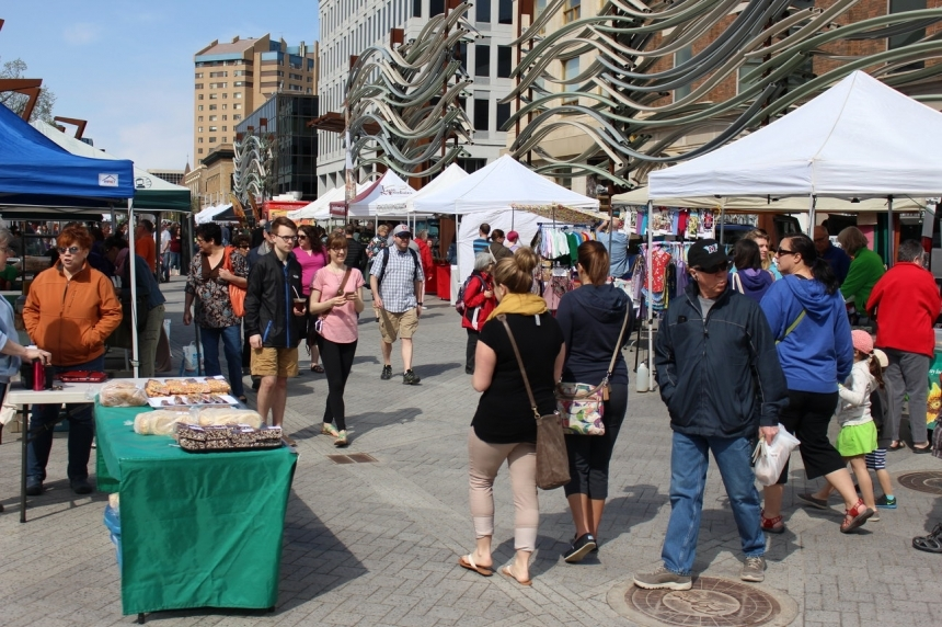 It's the last night of the season for Market Under the Stars in Regina