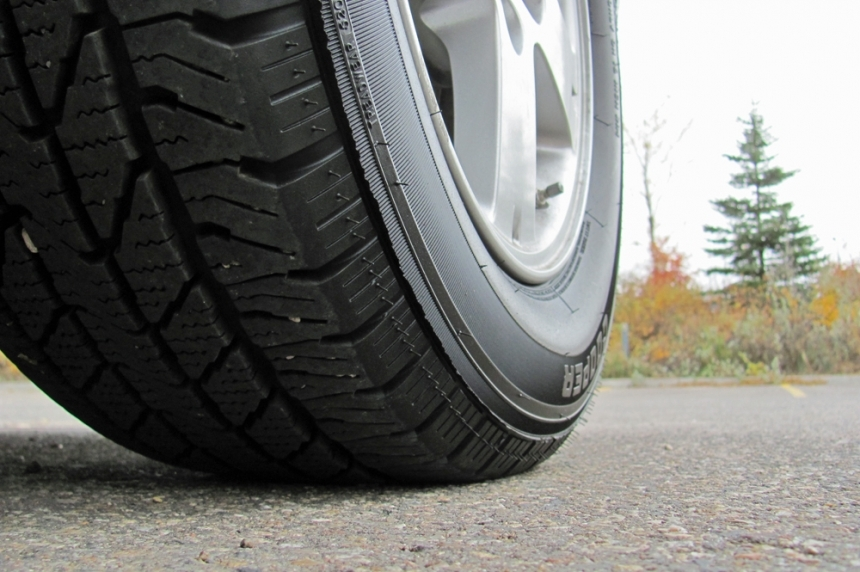 Wait for warmer temperatures to switch out your winter tires: Regina shop