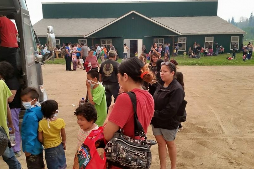 More help announced for northern Saskatchewan evacuees