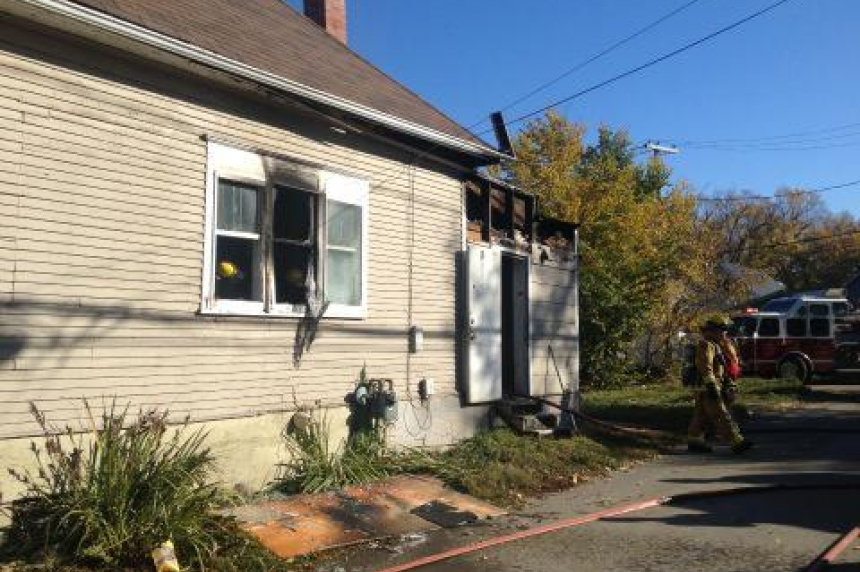 Second fire at Regina house considered suspicious