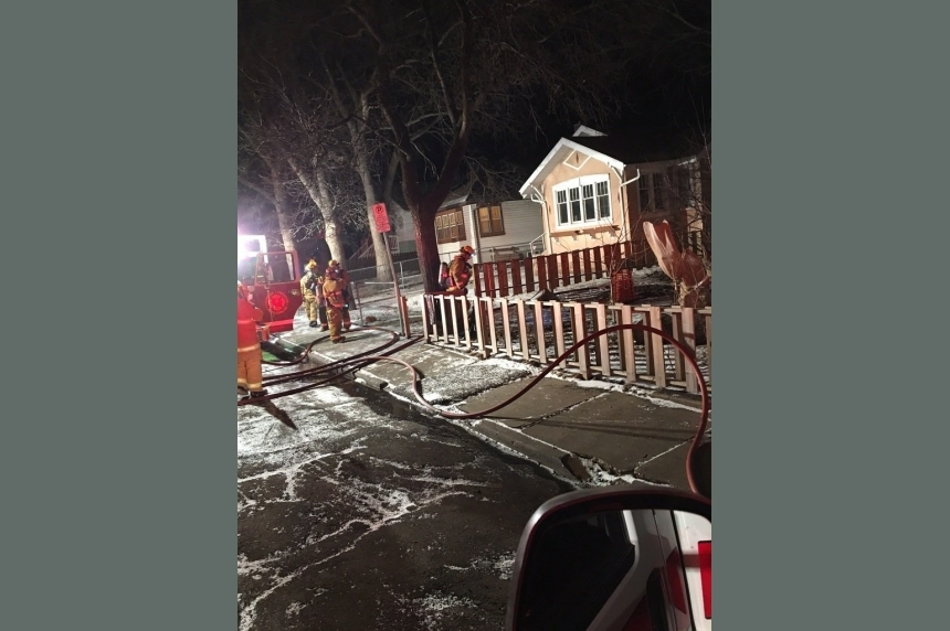 Electrical cord identified as spark of fatal Regina fire