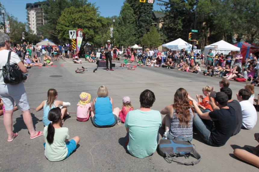 Saskatoon's Fringe Festival wraps up with record breaking year
