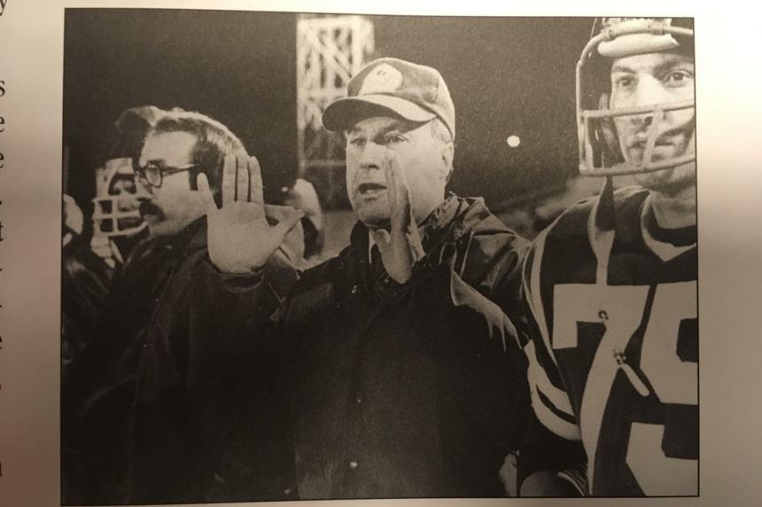 Legendary Regina coach, educator Gordon Currie dead at 93