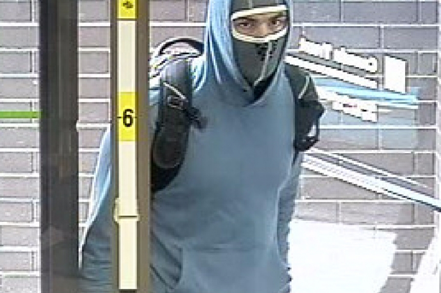 RCMP searching for suspect in Grenfell robbery