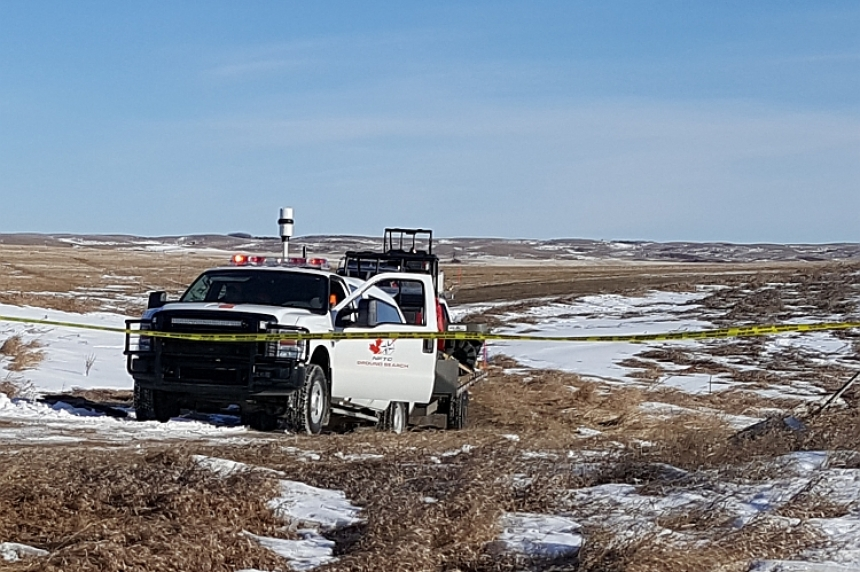 15 Wing training plane involved in crash near Moose Jaw