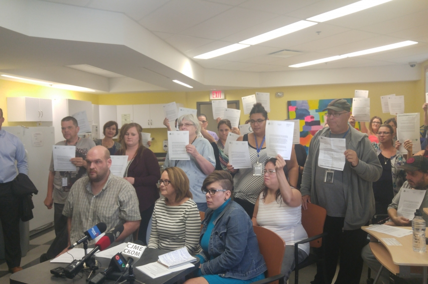 Disability advocates ask Sask. government not to change SAID program