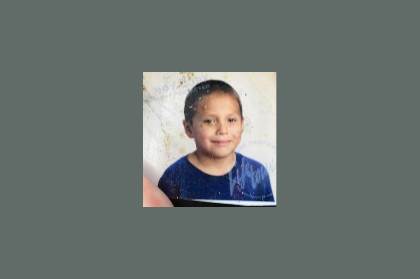 Regina police looking for missing 10-year-old boy