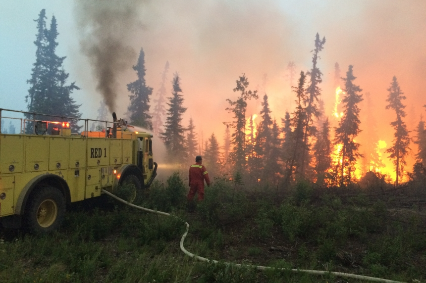 Armed Forces to assist Saskatchewan with wildfires