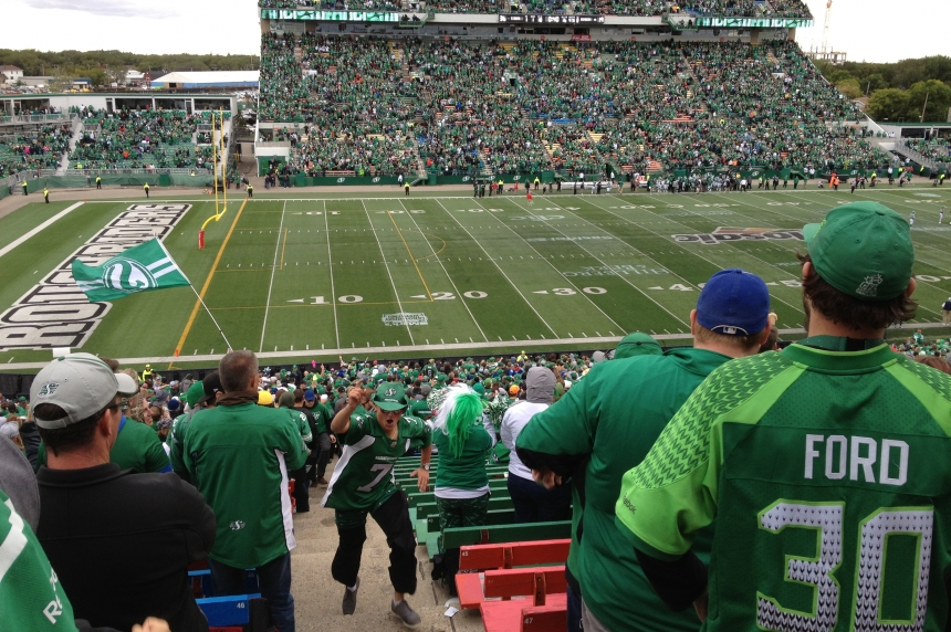 Sliver of optimism renewed for Rider fans ahead of Banjo Bowl