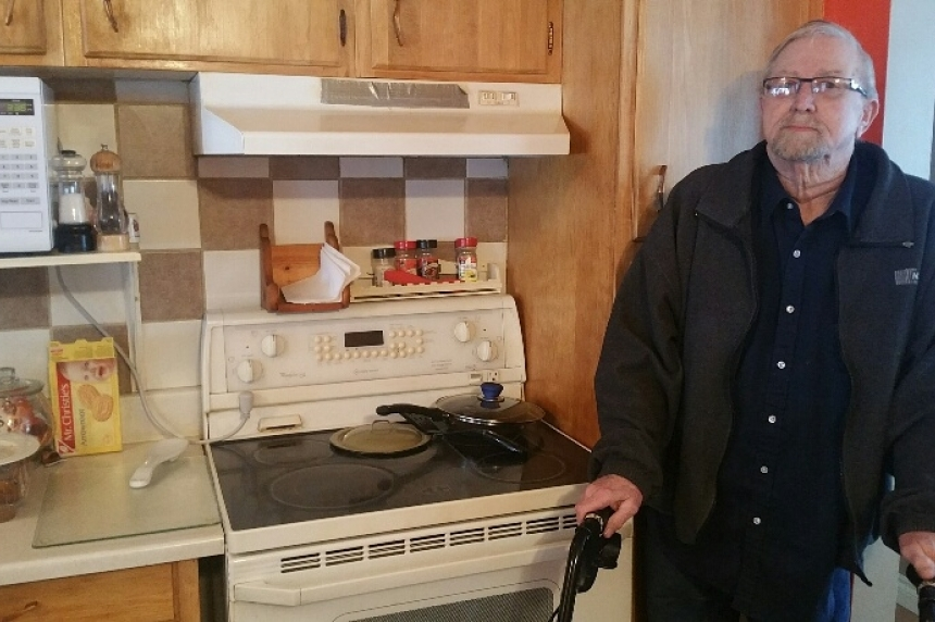 New appliances for man impacted by power surge