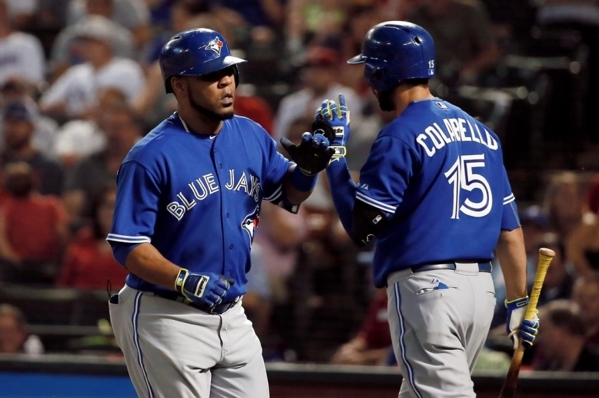 Blue Jays a win away from clinching first pennant in 22 years