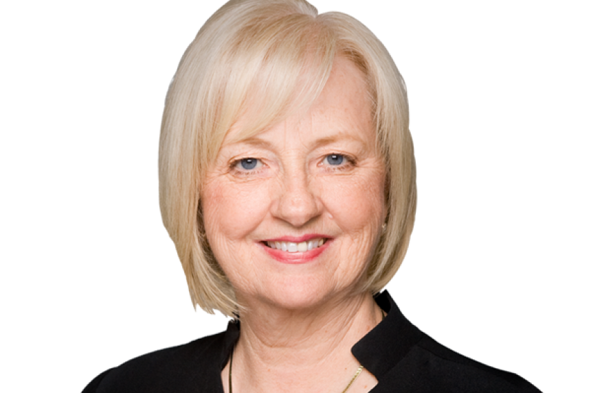 Former MP brings human trafficking education to Saskatoon
