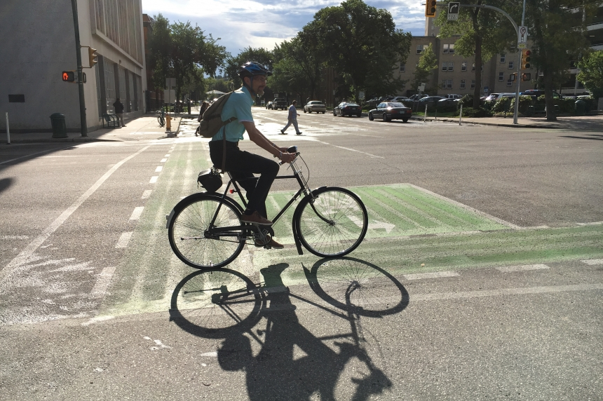 Bike Week puts focus on Saskatoon cyclists, routes