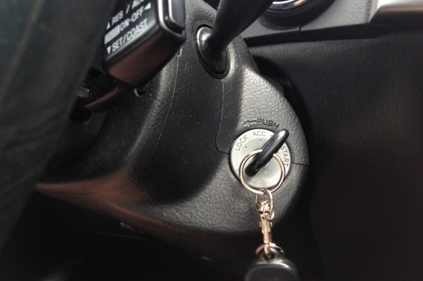 Police remind drivers again about leaving keys in vehicles