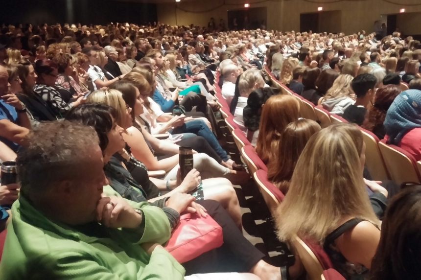 Teachers excited to head back to school, classes start Tuesday