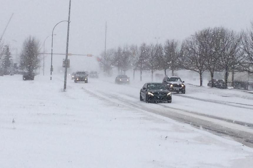 'Back into the deep freeze:' cold, snow blast Regina