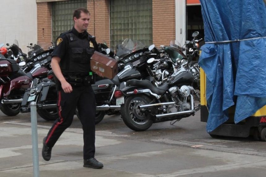 No threat from suspicious package downtown Saskatoon