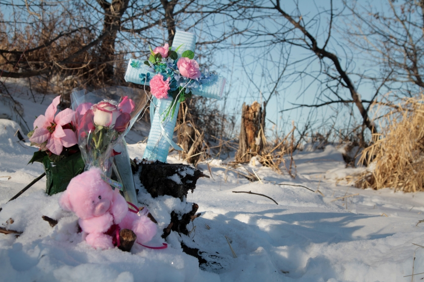 Saskatoon man leads police to Karina Wolfe's body, faces murder charges