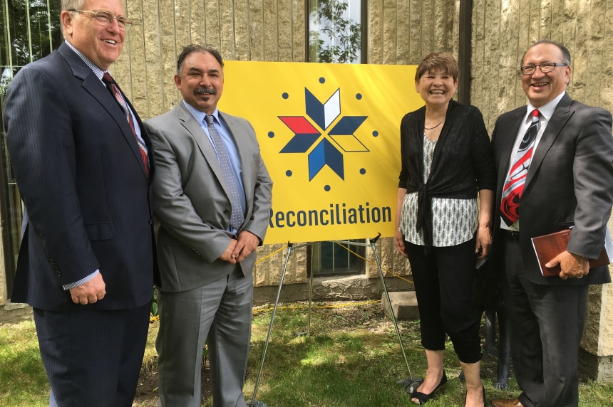 Reconciliation month promotes cultural bridge building in bridge city