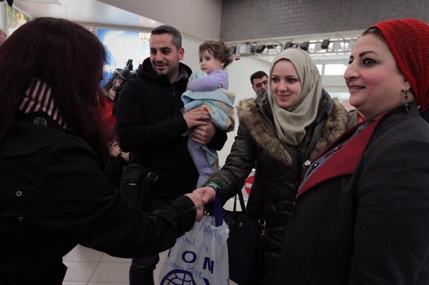 Refugee resettlement program sees 1,094 Syrians arrive in Saskatchewan