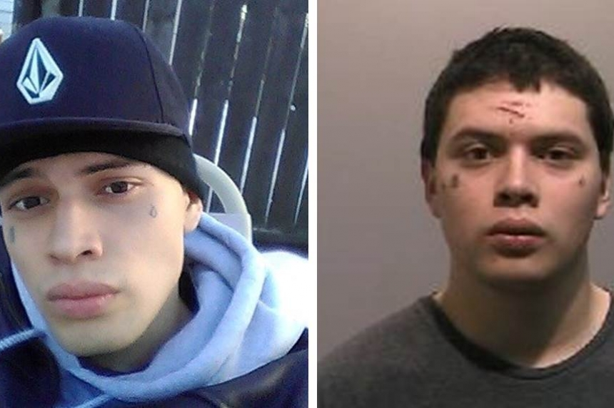 Canada-wide warrant issued for suspect in parking lot stabbings