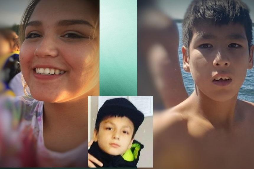 3 Warman-area kids found safe