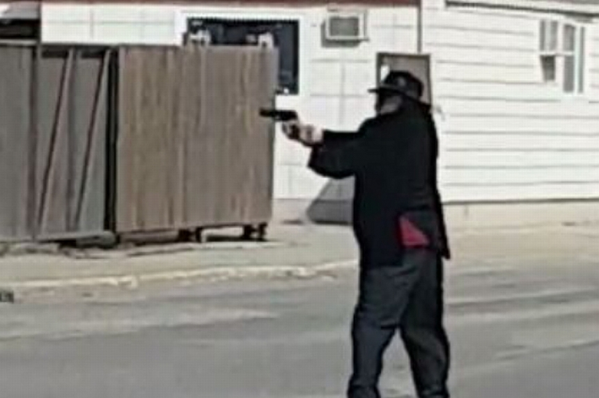 60-year-old man in custody after Moose Jaw standoff
