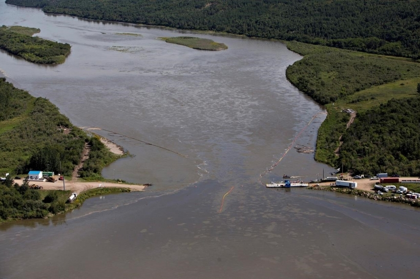 Regina oil spill occurred on private property: fire marshal