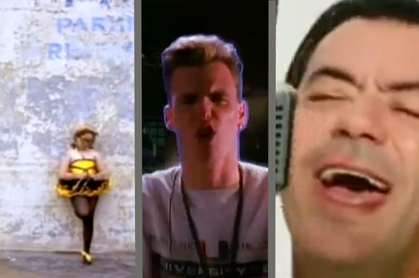 Videos to help you celebrate One-Hit Wonder day