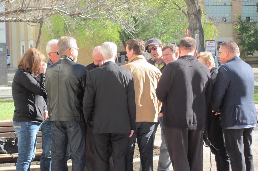Hincks remembered fondly by Regina city council