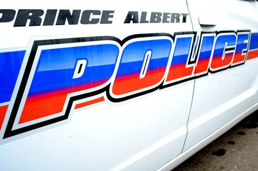 Prince Albert police pull a body from the North Saskatchewan River