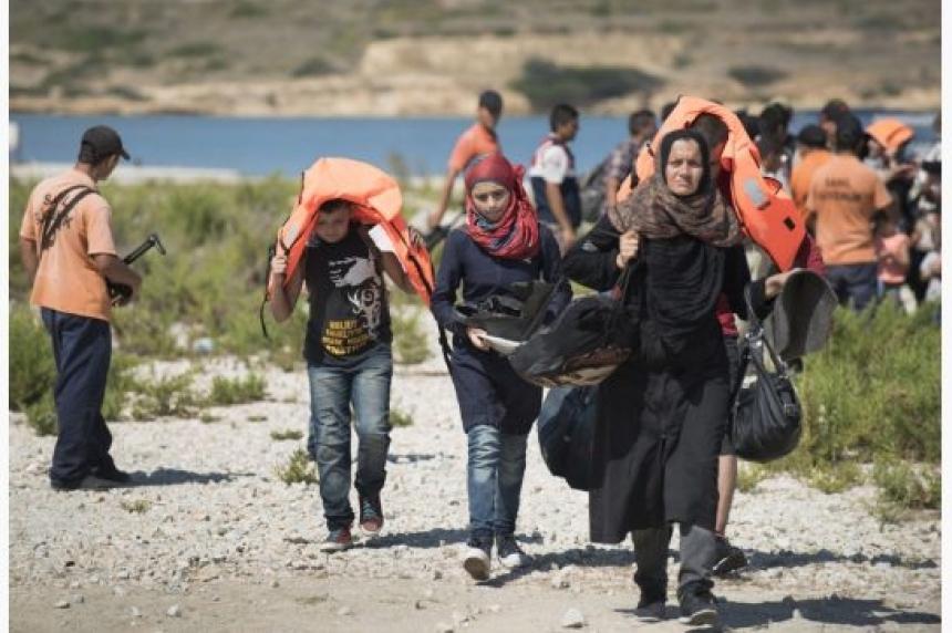 Former refugee recalls experience as European migrant crisis worsens