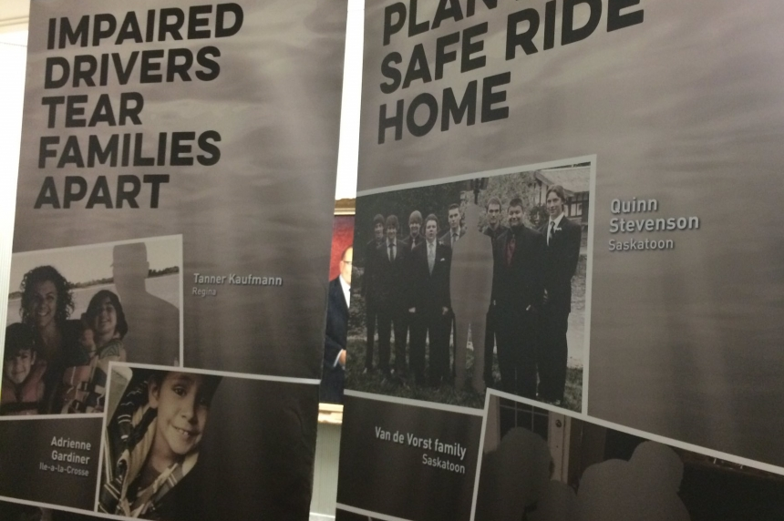 SGI ad uses photos of Sask. victims to target drunk drivers