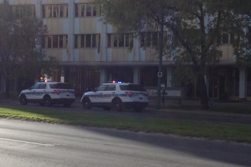 SaskPower building evacuated for 'possible security risk'
